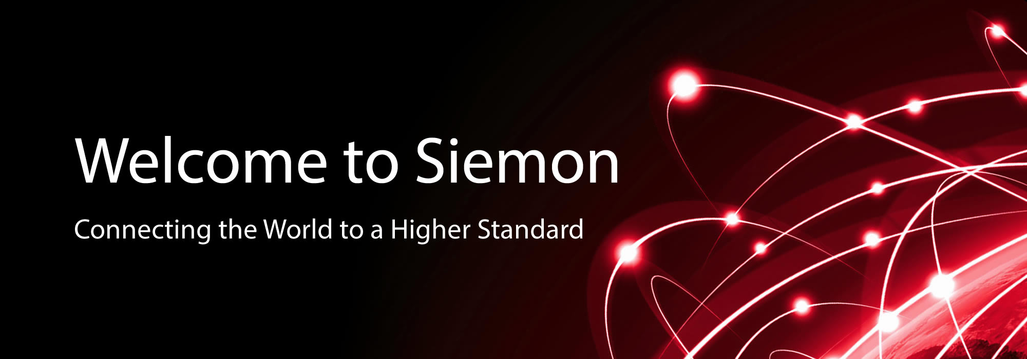Welcome to Siemon