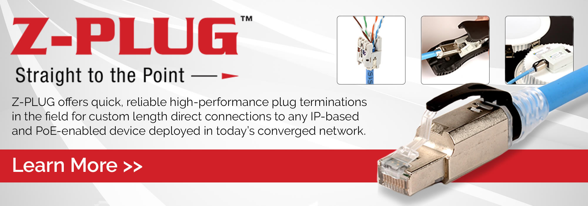 Introducing Siemon's Z-Plug