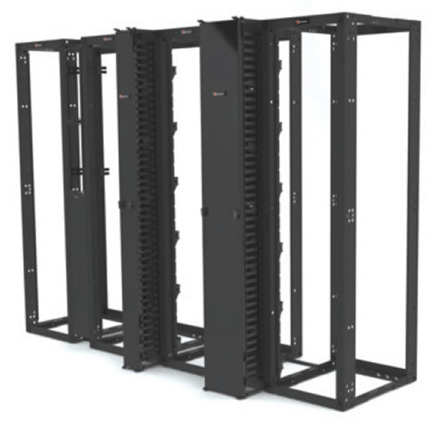 Racks and Cable Managers | Siemon