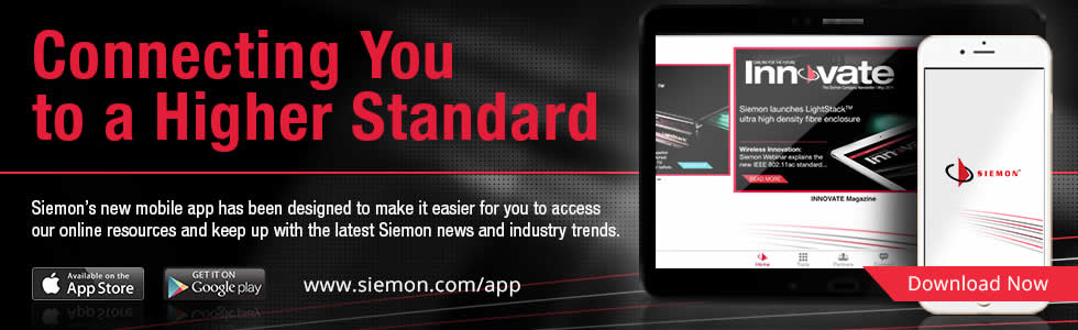 Siemon Mobile App
