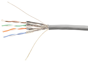 Category 6A U/FTP Cable - International