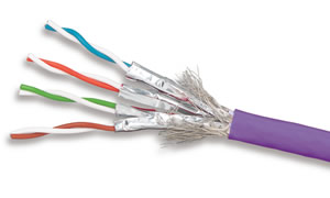 Category 7A 1200 MHz Cable - International