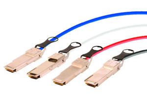 Siemon QSFP+ Passive Copper Cable Assemblies