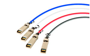 SFP+ 10G Active and Passive Copper Cable Assemblies