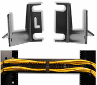 Front Mount Panel Cable Manager
