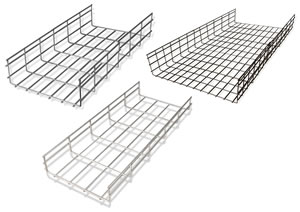 RouteIT Wire Mesh Cable Trays