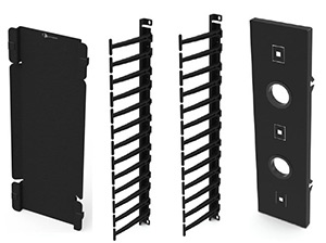 VersaPOD Zero-U Vertical Cable Management