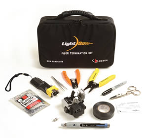 LightBow Fiber Termination Kit