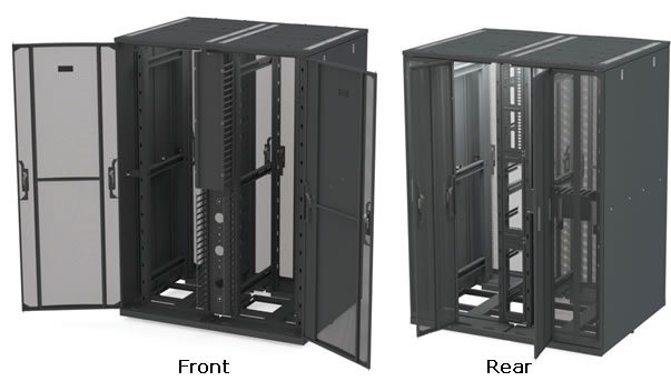 Vertical Data Cabinet Versapod Data Center Cabinet