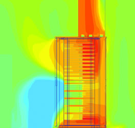 data center enclosure thermal analysis